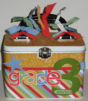 Grade 3 Memories Lunch Tin