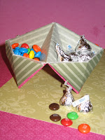 Fortune-Teller Candy Dish