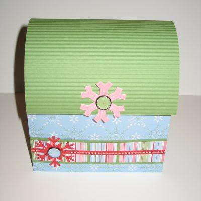 Designer Series Box Tutorial