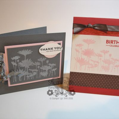 September Card and Scrapbooking Kits – *NEW*