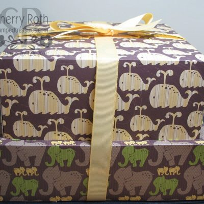 Baby Shower Gift Packaging