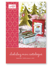The Holiday Mini Catalogue is here!!