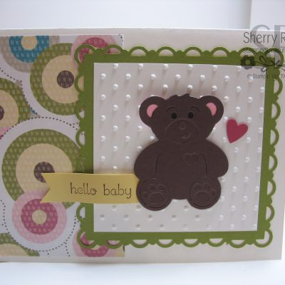 More Lil' Paws Baby Cards