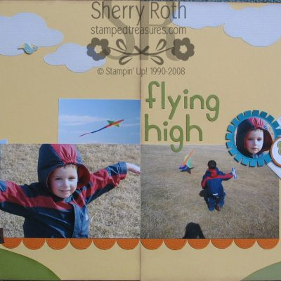 Eathan's Flying High Page