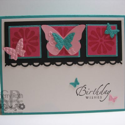 Beautiful Butterflies Birthday Wishes