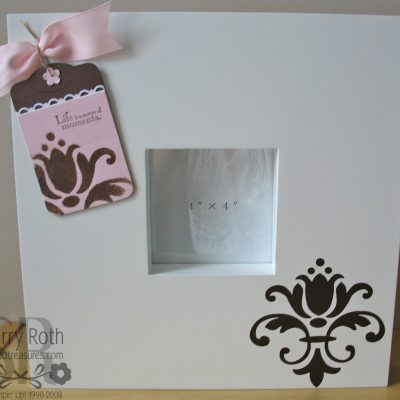 Decor Accents Frame