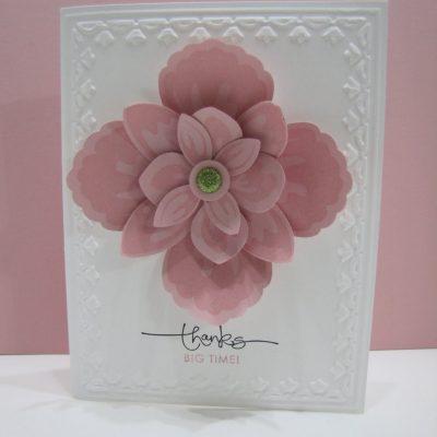 Blossom Petals Punch Tip