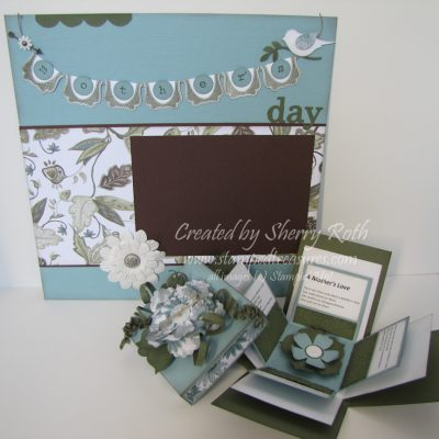 Aprils' Scrapbook Kit