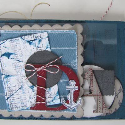Four Days Left to get this Months Scrapbook Kit