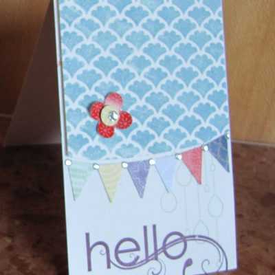 My Friend – Banner Card