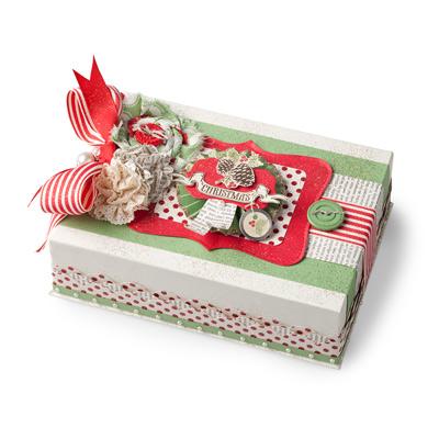 Christmas Keepsake Box Kit