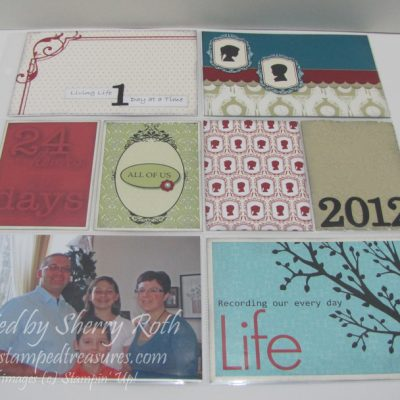 Project Life – Stampin' Up! Style