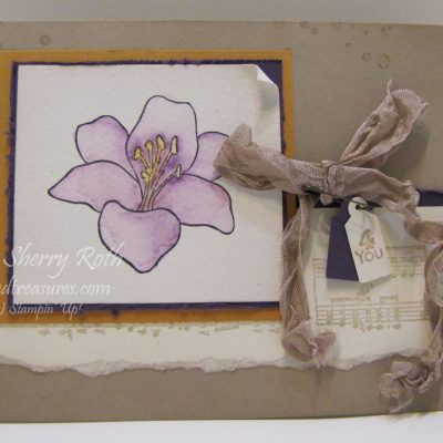 Alberta Team Spring Sale & a card