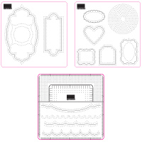 Essentials Paper-Piercing Pack – LOVE IT!