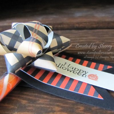 Creating a Paper Bow