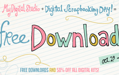 Free Downloads and 50% off Kits!