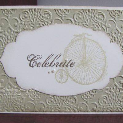 Feeling Sentimental Celebrate Card
