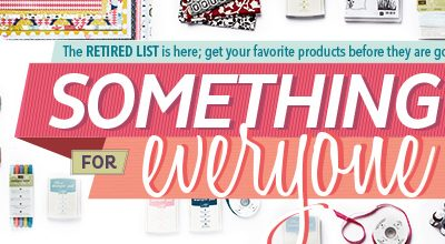 Retiring Product Lists are out!