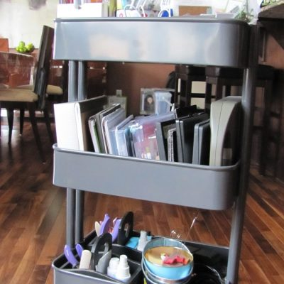 Organizing Your Crafting Supplies