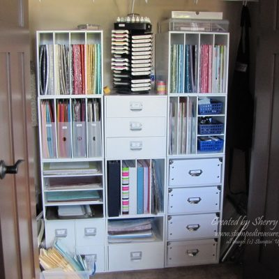 My Crafting Space – Part 1