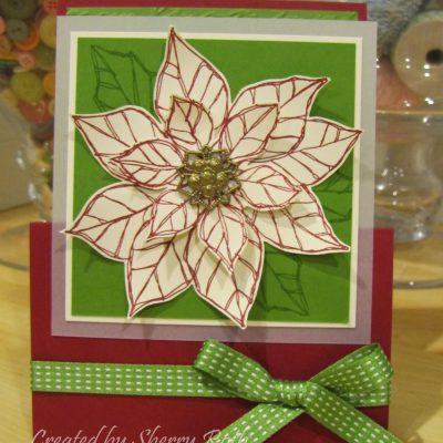 Joyful Christmas Card Fun Fold Video