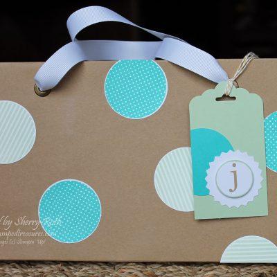 My Paper Pumpkin Gift Bag