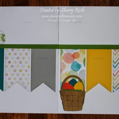 Easter Layout and FREE Shipping
