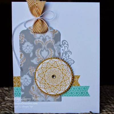 Happy Day Stampin' Up! Card