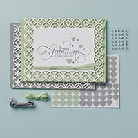 Simply Fabulous Card Kit