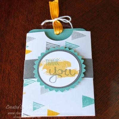 Moonlight Gift Card Holder
