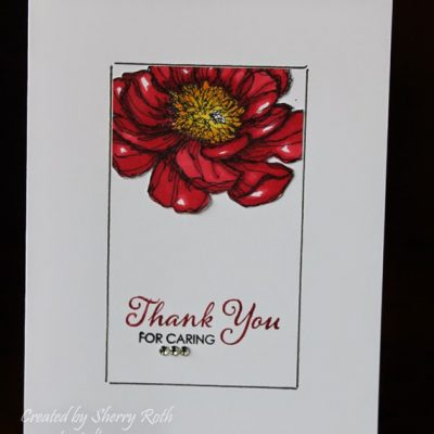 Stampin' Up! Blendabilities Card