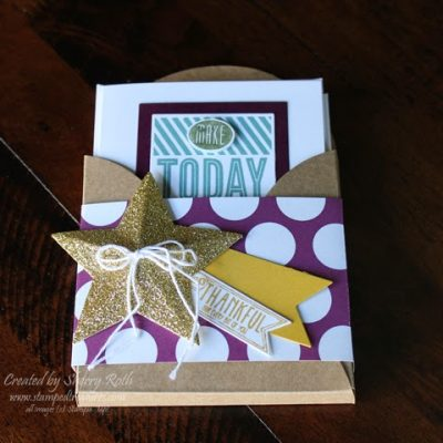 Stampin' Up!'s Amazing Birthday Note Card Gift Package