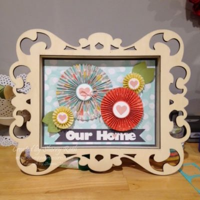 Our Home Frame