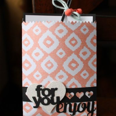 Mini Treat Bag Thinlit by Stampin' Up!