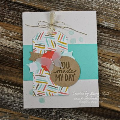 Best Day Ever Stampin' Up! Card