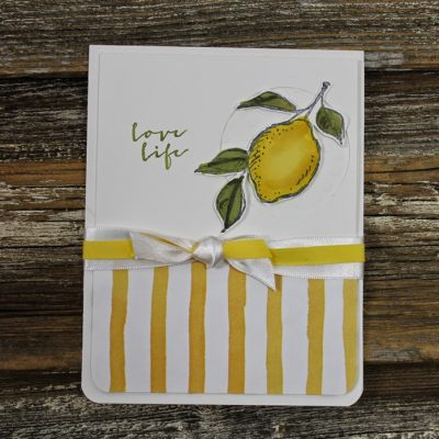 A Happy Thing – Love Life Card