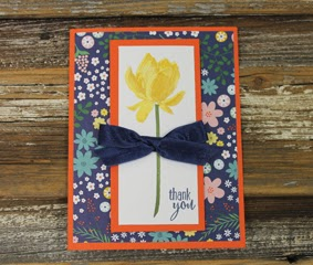 January Treasures Stampers Team Challenge