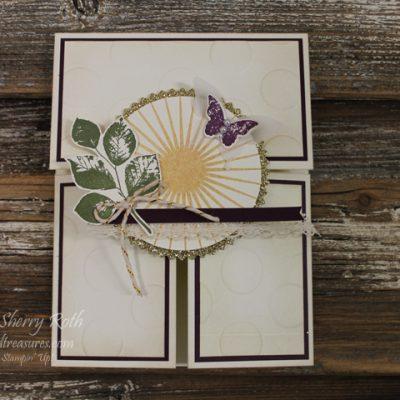 Dutch Fold Card