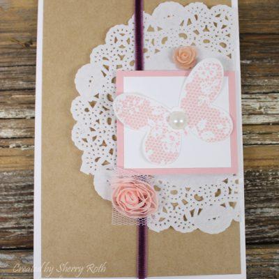 Artisan Embellishment Note Card