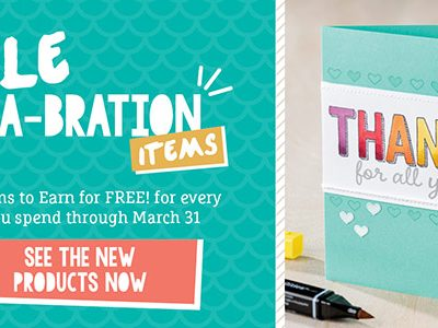 4 New Products You Can Earn for FREE!