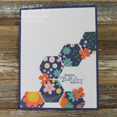 Petite Pairs Birthday Card