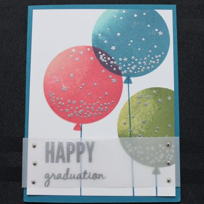 Celebrate Today Graduation Card