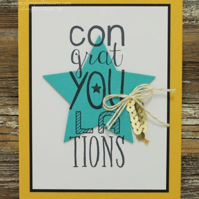 Congratulations Card Swap