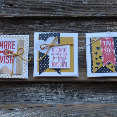 Hello Life Mini Note Cards