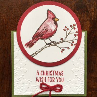 Joyful Season Christmas Card