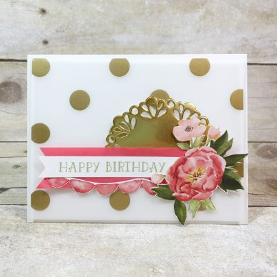 Birthday Bouquet by Stampin' Up!