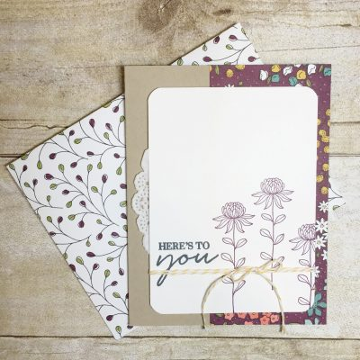 Flowering Fields and March Gift with Purchase