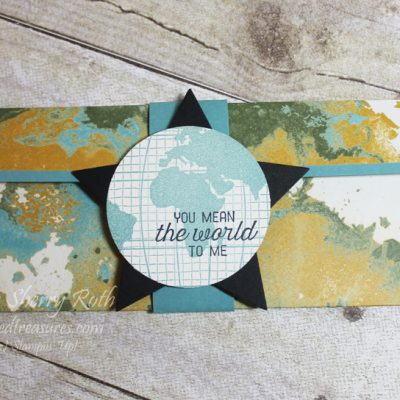 Quick and Easy Gift Card Holder