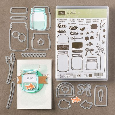 Everyday Jars by Stampin' Up!