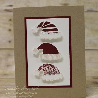 Jolly Friends Christmas Card